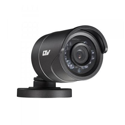 Изображение Аналоговая видеокамера LTV-CDH-B6001L-F6