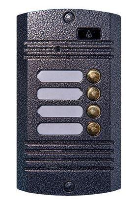 Вызывная панель AVC-424 A-D