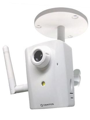 IP видеокамера TSi-C112F (2.8) WiFi