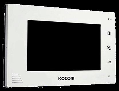 Монитор видеодомофона TFT LCD 7 KCV-A374-4