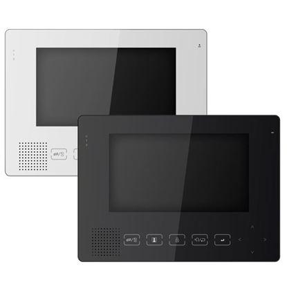 Цветной монитор видеодомофона PVD-705CM128SD