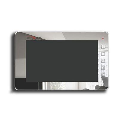 Цветной монитор видеодомофона PVD-7S v.7.3 (chrome)
