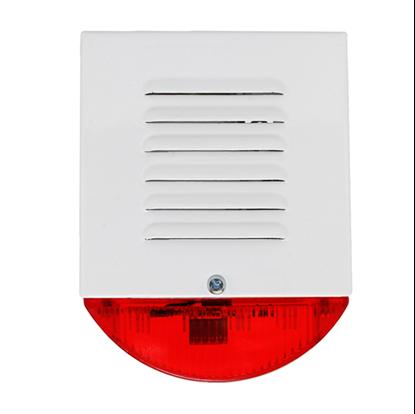 Оповещатель свето-звуковой УСС-1-12 (ОПОП 0124-2/1)