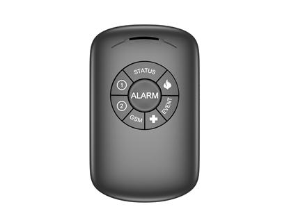 Компактная тревожная кнопка РИТМ Контакт GSM-1