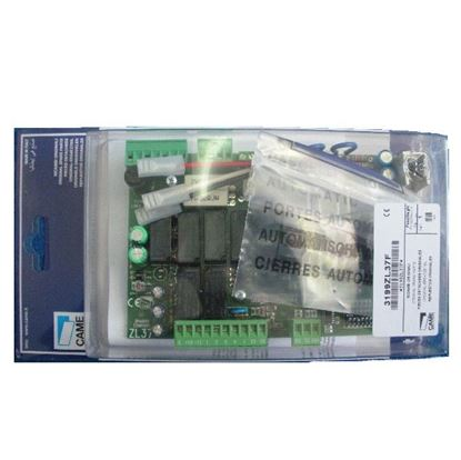 САМЕ 3199ZL37F Плата блока управления шлагбаумов серии GARD4000/6000