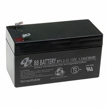 АКБ-1,2 Аккумулятор 12В, 1,2Ah