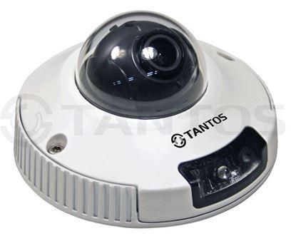 IP видеокамера TSi-DVm221F (3.6)