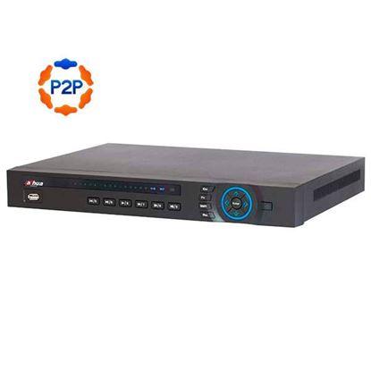 IP видеорегистратор DHI-NVR4216-8P